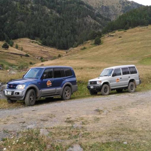 Excursion 4x4 Andorre