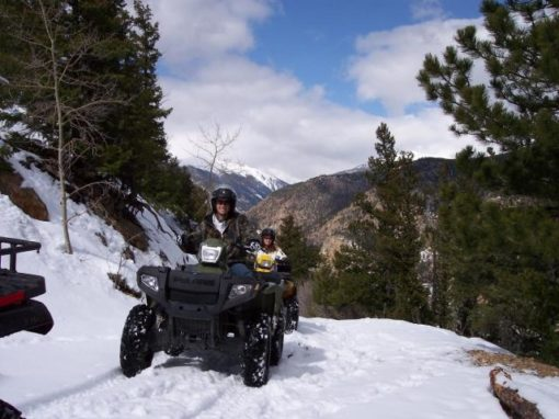 Excursion Andorra Quad