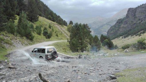 Aventura 4x4 Andorra