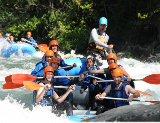 Andorra Aventura Rafting