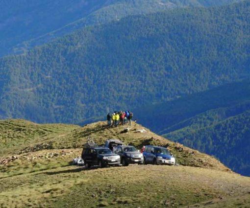 Andorre 4x4 Adventure