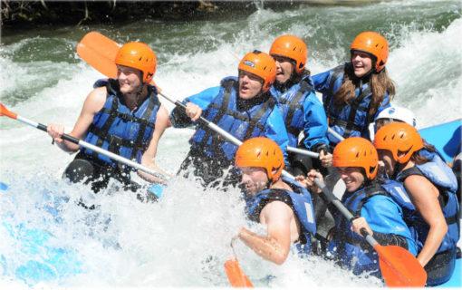 Andorra Rafting