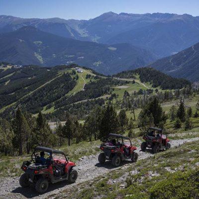 Andorra Ruta en Buggy