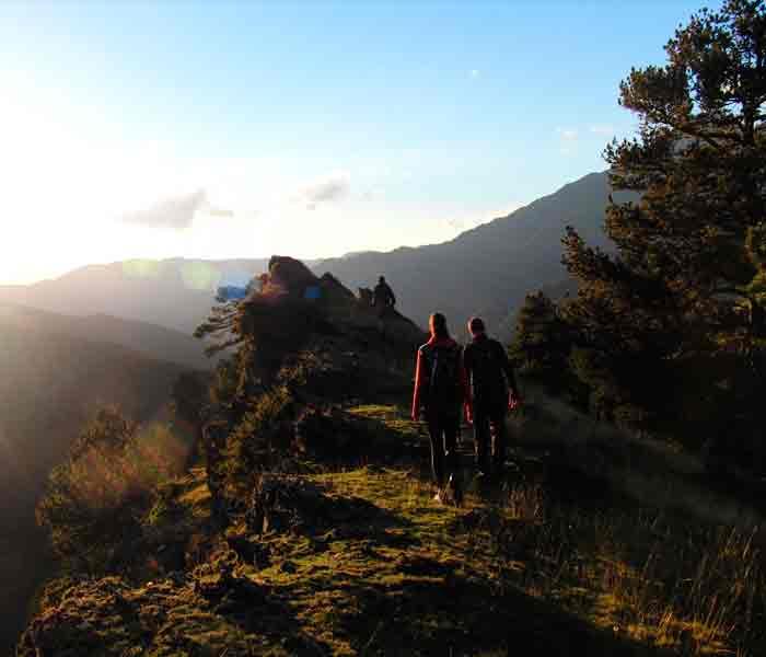 Coucher-de-soleil-en-Andorre