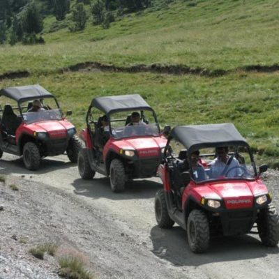 Excursión en Buggy por Andorra