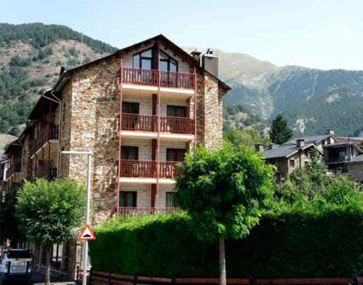 Hotel en Andorra La-Planada