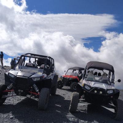 Excursión buggy Pic Negre